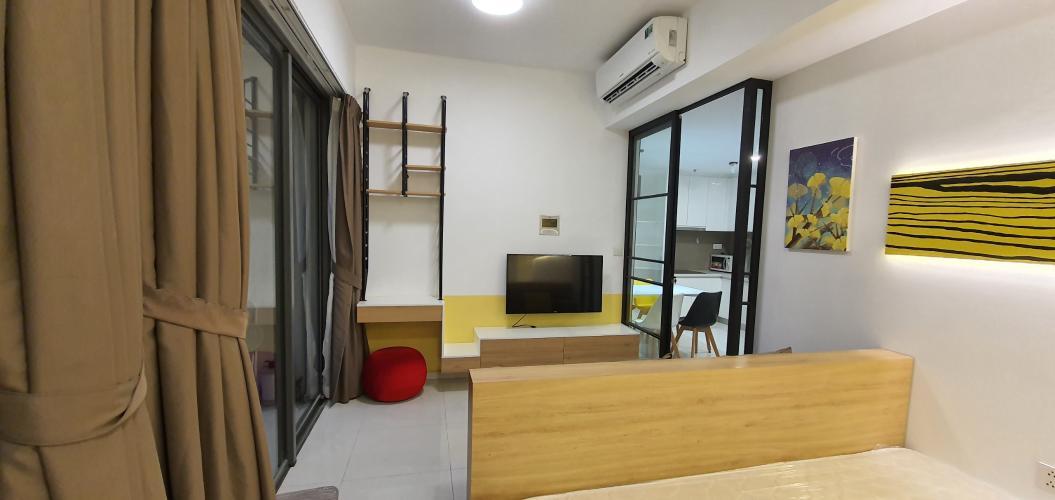 Căn hộ Masteri An Phú đầy đủ nội thất, view thoáng mát.