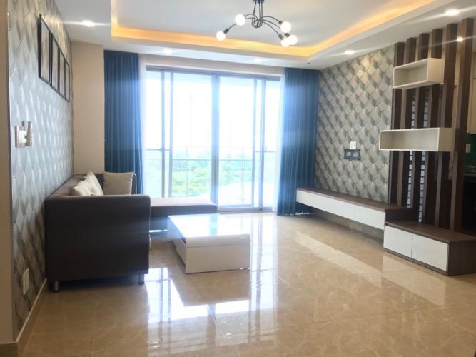 Căn hộ tầng trung Green Valley đầy đủ nội thất, view thoáng mát.