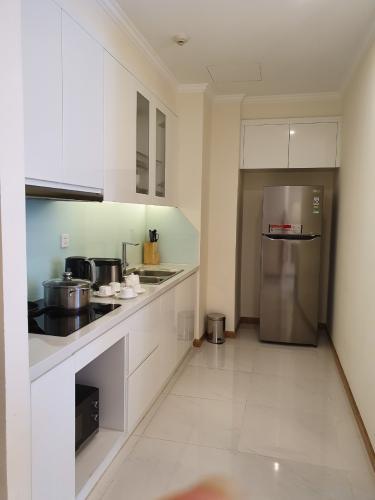 Phòng bếp , Căn hộ Vinhomes Central Park , Quận Bình Thạnh Căn hộ Vinhomes Central Park tầng 35 thoáng mát, nội thất đầy đủ