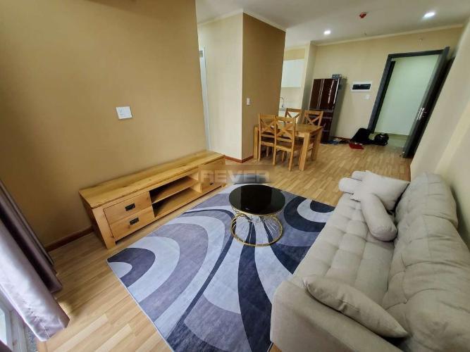 Căn hộ Diamond Riverside đầy đủ nội thất, view thành phố.
