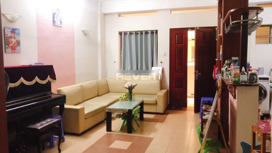 Căn hộ Chung cư Khánh Hội 1 tầng 8 thoáng mát, đầy đủ nội thất.