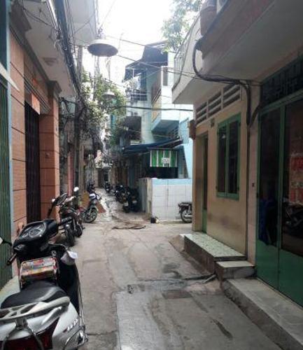 Hẻm Nhà phố hướng Đông Nam, hẻm khu dân cư yên tĩnh.