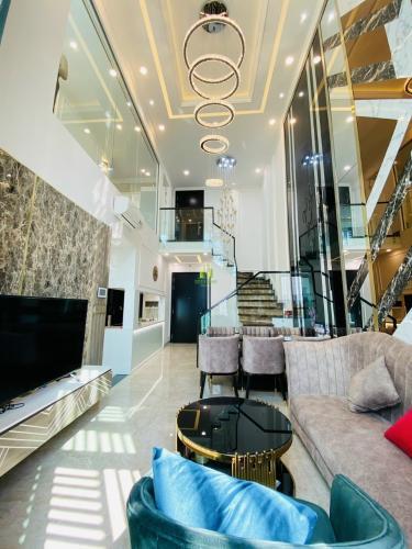Duplex Feliz En Vista tầng 16 được thiết kế kỹ lưỡng, diện tích 103m2.
