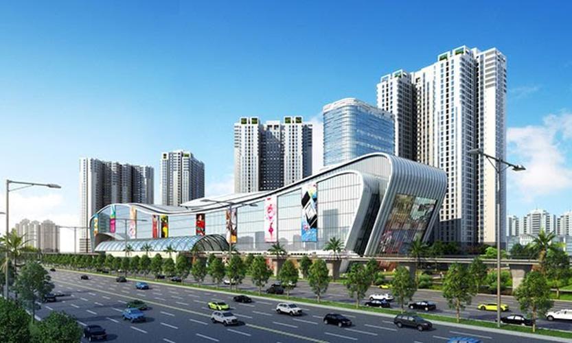 Căn hộ Masteri Thảo Điền , Quận 2 Penthouse Masteri Thảo Điền ban công Đông Nam view thoáng mát.