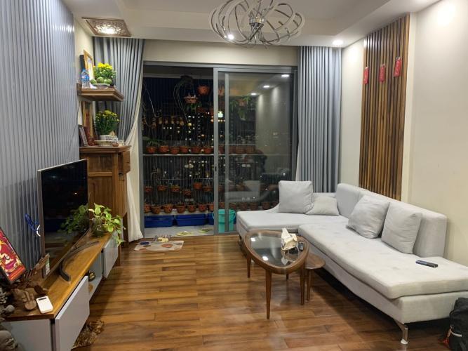 Căn hộ The Gold View tầng 12 ban công Đông Nam, nội thất đầy đủ