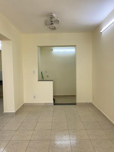 Căn hộ An Hội 3 tầng thấp cửa hướng Tây Bắc, nội thất cơ bản.