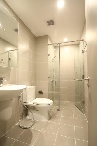 toilet căn hộ The Gold View Căn hộ The Gold View đầy đủ nội thất sang trọng, view sông mát mẻ.
