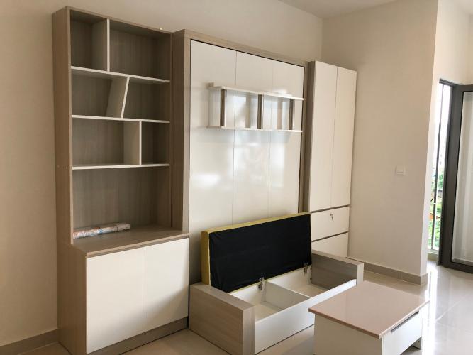 Căn hộ Officetel Sunrise City View nội thất đầy đủ, thoáng mát.