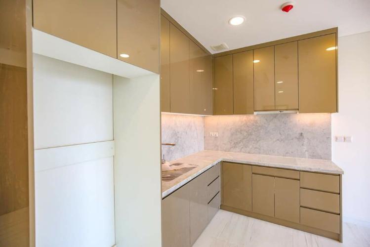Bếp căn hộ Kingdom 101 Cho thuê căn hộ Kingdom 101 Quận 10, diện tích 70.55m2 - 2 phòng ngủ, nội thất cơ bản