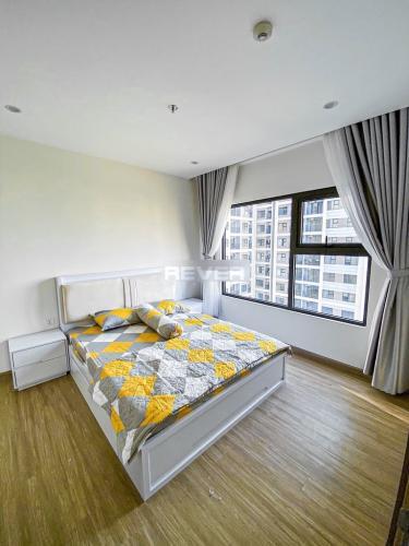 Phòng ngủ Vinhomes Grand Park Quận 9 Căn hộ Vinhomes Grand Park tầng trung, nội thất hiện đại.