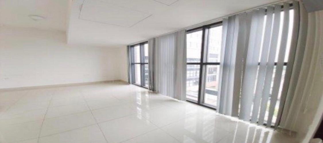 Căn hộ Officetel The Sun Avenue bàn giao nội thất cơ bản.