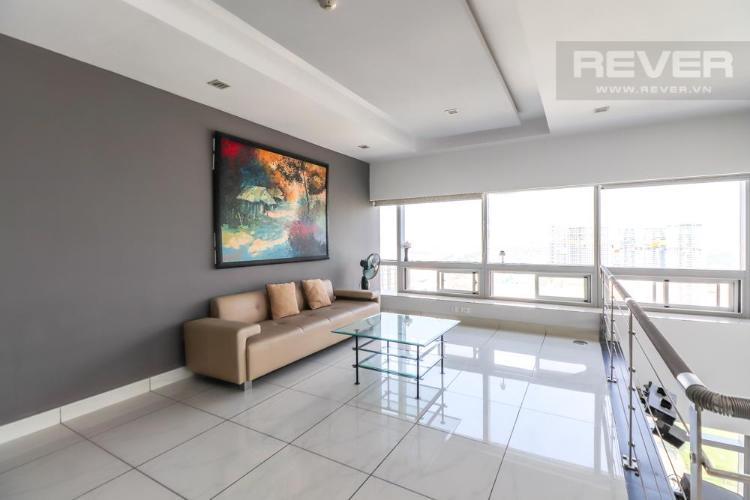 07cd612a1194f7caae85 Bán hoặc cho thuê penthouse Petroland Tower 3PN, diện tích 350m2, nội thất cơ bản, view thành phố