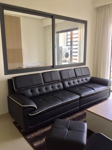 sofa phòng khách Căn hộ The Sun Avenue  Căn hộ 3 phòng ngủ 90m2 The Sun Avenue - Block 01
