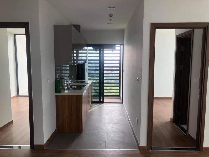 Căn hộ Eco Green SaiGon cửa hướng Bắc, nội thất cơ bản.