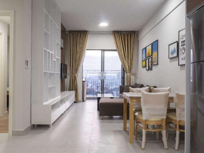Căn hộ M-one Gia Định tầng 10 view thoáng mát, đầy đủ nội thất.