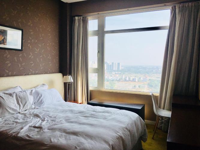 Phòng ngủ căn hộ Saigon Pearl , Quận Bình Thạnh Căn hộ Saigon Pearl tầng 17 view sông thoáng mát, đầy đủ nội thất.