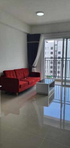 Căn hộ tầng 22 Sunrise Riverside nội thất đầy đủ, ban công thoáng mát