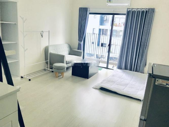 Officetel M-One Nam Sài Gòn đầy đủ nội thất, hướng Đông Nam.