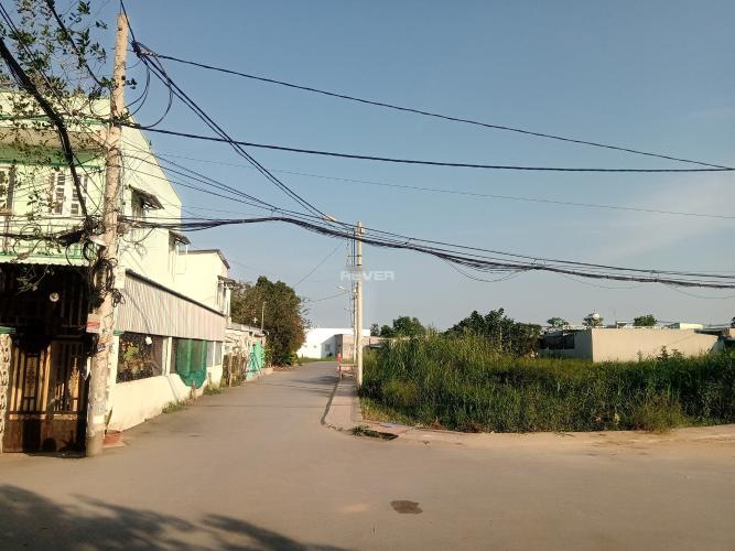 Đất nền KDC HTReal gần cầu Ông Thìn, đường rộng rãi xe hơi vào tận nơi.