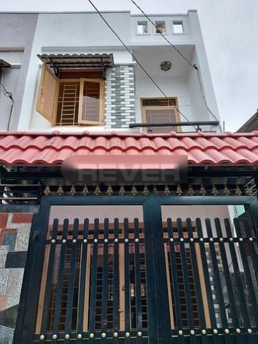 Nhà phố kết cấu 1 trệt 1 lầu đúc, hẻm xe hơi đường Thạnh Lộc 22.