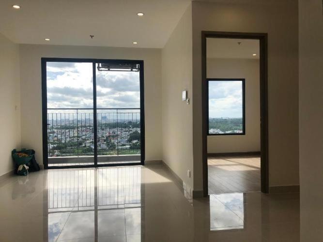 Căn hộ Vinhomes Grand Park tầng 4 đón view thoáng mát, nội thất cơ bản.