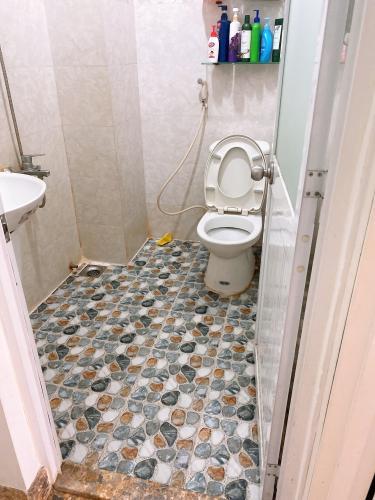 Phòng tắm nhà phố Quận Tân Phú Nhà phố hướng Bắc diện tích sử dụng 148.5m2, đầy đủ nội thất.