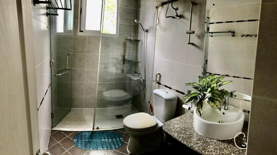 Phòng tắm căn hộ chung cư Mỹ Khang Căn hộ chung cư Mỹ Khang tầng thấp view nội khu, hướng Tây.