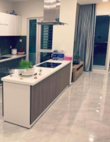 Phòng bếp Sunny Plaza, Gò Vấp Căn hộ Sunny Plaza đầy đủ nội thất, hướng Đông Nam.