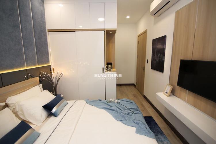 Phòng ngủ căn hộ Q7 Saigon Riverside Căn hộ Q7 Saigon Riverside, tầng trung, thiết kế hiện đại.