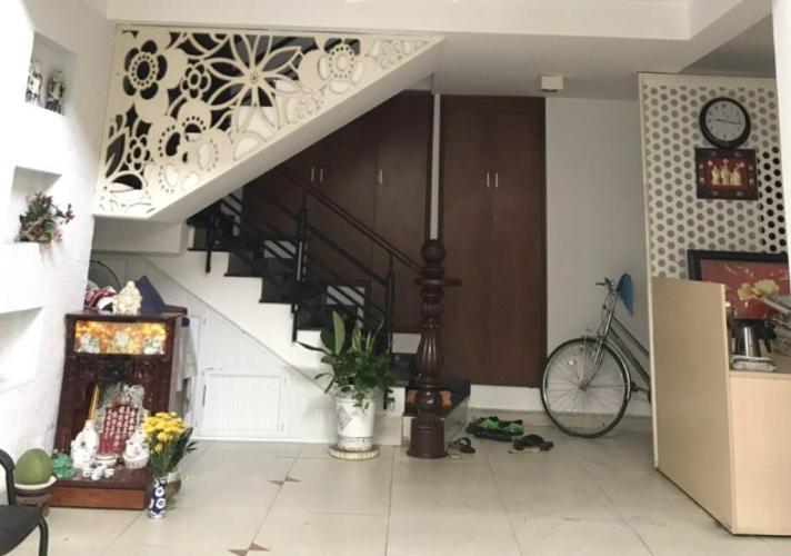 Nhà phố Q.Tân Bình diện tích 55.3m2, bàn giao kèm nội thất cơ bản.