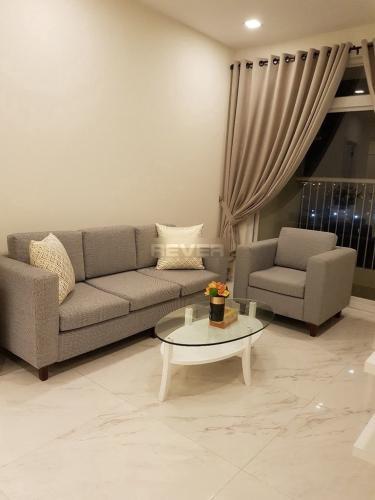 Căn hộ Ngọc Lan Apartment tầng 8 thiết kế hiện đại, đầy đủ nội thất.
