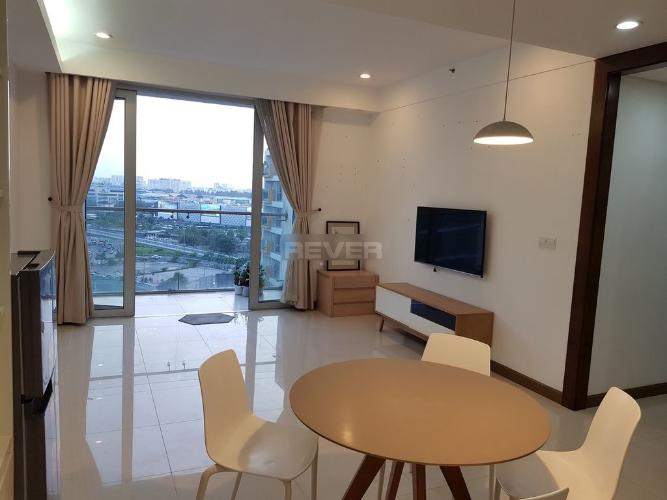 Căn hộ Saigon Airport tầng 11 tháp B2 nội thất đầy đủ