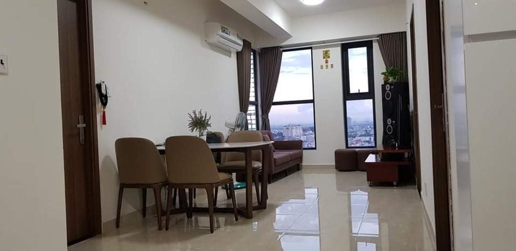 Căn hộ Centana Thủ Thiêm tầng trung, đầy đủ nội thất tiện nghi.
