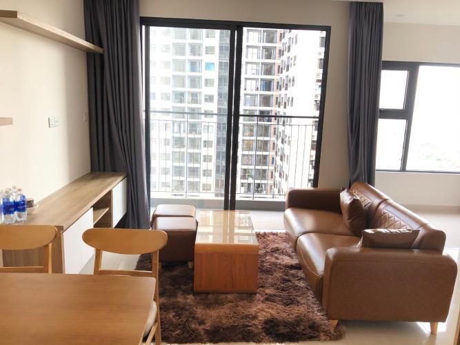 Căn hộ tầng 13 Vinhomes Grand Park, đầy đủ nội thất và tiện ích.