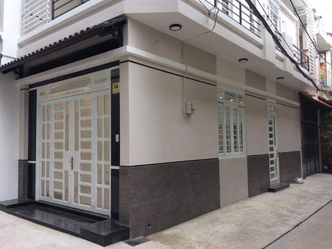 Nhà phố hướng Nam Q.Tân Phú 1 trệt 1 lầu, sổ hồng riêng pháp lý rõ ràng
