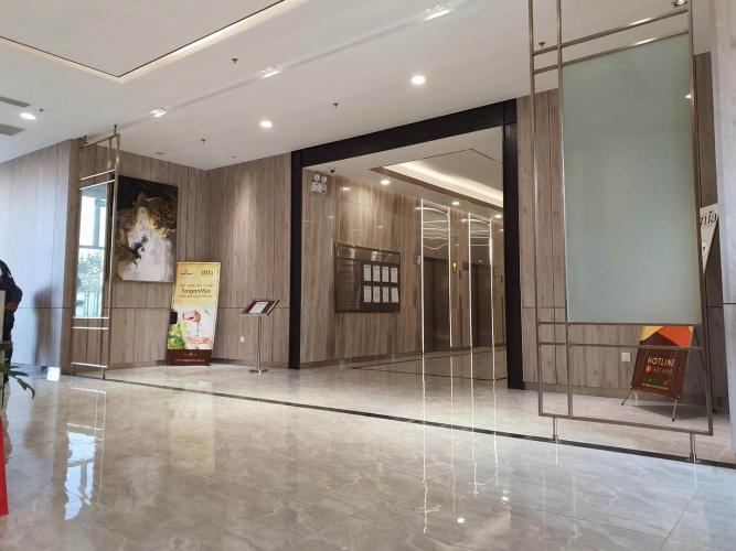 Bán căn hộ Saigon Mia tầng thấp, diện tích 46m2 - 1 phòng ngủ, nội thất cơ bản.