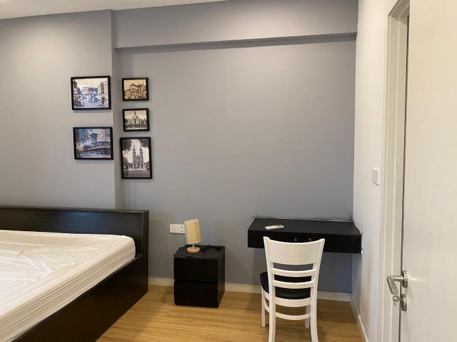 Căn hộ Masteri Thảo Điền tầng 8 có 3 phòng ngủ, nội thất đầy đủ.