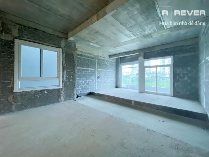 Cho thuê căn hộ thô Thủ Thiêm Lakeview, diện tích 130m2