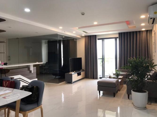 Bán căn hộ Nam Phúc Le Jardin 3 phòng ngủ, diện tích 110m2, đầy đủ nội thất, view khu biệt thự