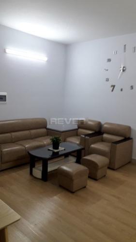 Căn hộ Oriental Plaza thiết kế hiện đại, bàn giao đầy đủ nội thất.