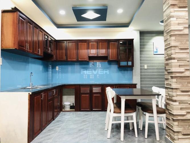 Phòng bếp nhà phố Quận Gò Vấp Nhà phố Q.Gò Vấp hướng Nam diện tích sử dụng 131m2, sổ hồng riêng.