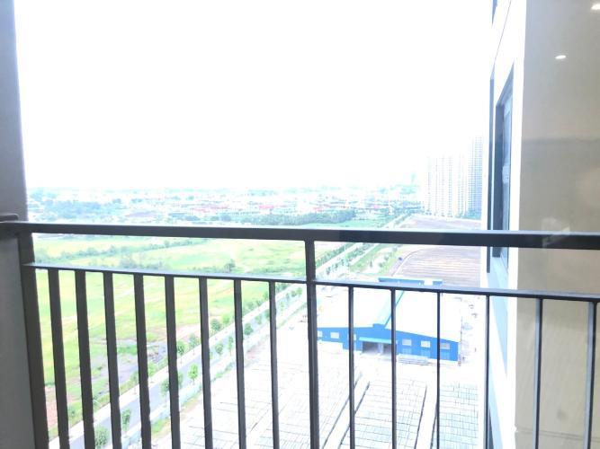 View căn hộ Vinhomes Grand Park, Quận 9 Căn hộ Vinhomes Grand Park cửa hướng Đông Nam, view thoáng mát.