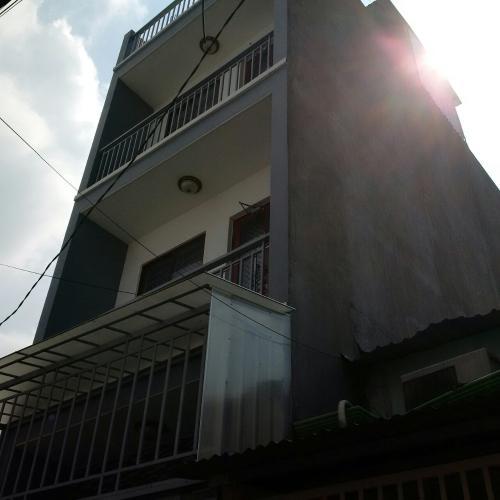 Nhà 1 trệt 2 lầu sân thượngcó tum hẻm xe hơiđường Lê Văn Lương, Phường Tân Hưng, Quận 7 Bán nhà hẻm 1 trệt 2 lầu đường Lê Văn Lương quận 7