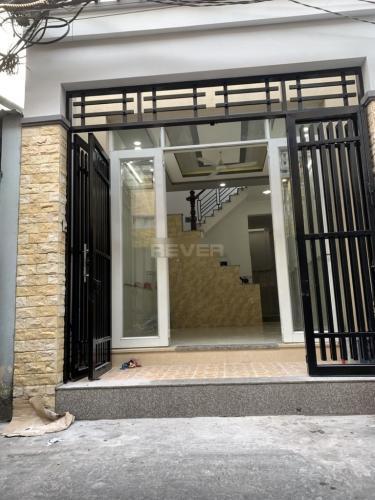 Nhà phố đường số 8 Bình Tân diện tích đất 52m2, pháp lý đầy đủ