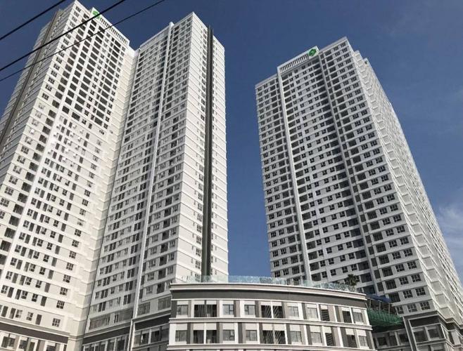 Sunrise Cityview Căn hộ Sunrise CityView ban công Đông Nam, trang bị nội thất cơ bản.