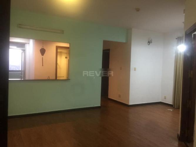 Căn hộ chung cư An Hoà cửa hướng Tây, bàn giao nội thất cơ bản.