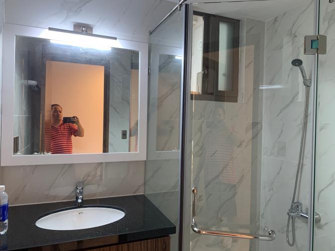 Nhà vệ sinh Saigon South Residence Căn hộ Saigon South Residence ban công hướng Nam, view nội khu.
