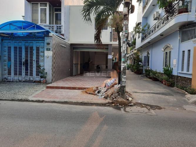 Mặt tiền sân nhà phố Quận Gò Vấp Nhà phố mặt tiền Đường Nguyễn Duy Cung diện tích sử dụng 150m2
