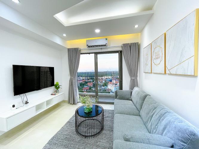 Căn hộ Masteri Thảo Điền thiết kế hiện đại, bàn giao đầy đủ nội thất.