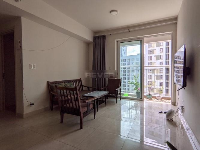Căn hộ The Krista tầng 7 thiết kế hiện đại, nội thất đầy đủ tiện nghi.